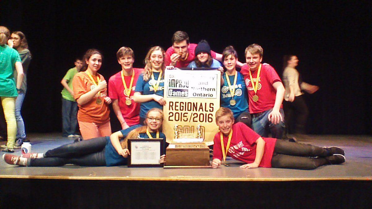 Huntsville High School Improv Team wins Regional ...
