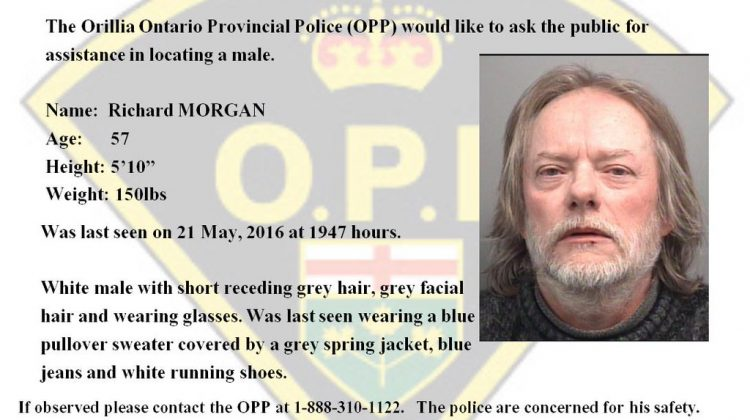 Photo Credit: Submitted by Orillia OPP