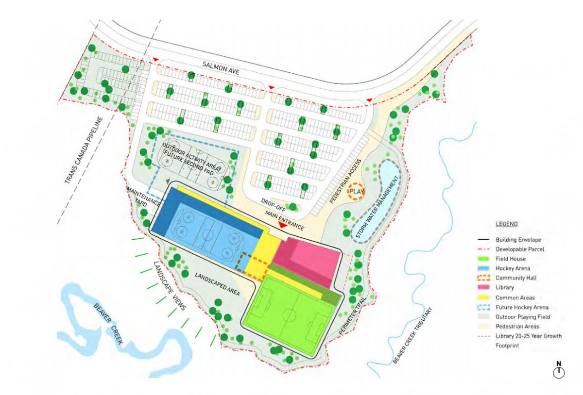 Bracebridge council to review concept for possible arena and