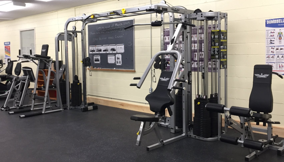 Dorset fitness room seeing steady use since renovation my
