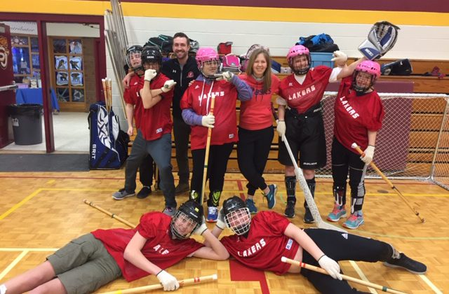 BMLSS students will be competing in hockey and soccer later this month in Toronto. May 5, 2019. (Photo courtesy of Chris Sellon)