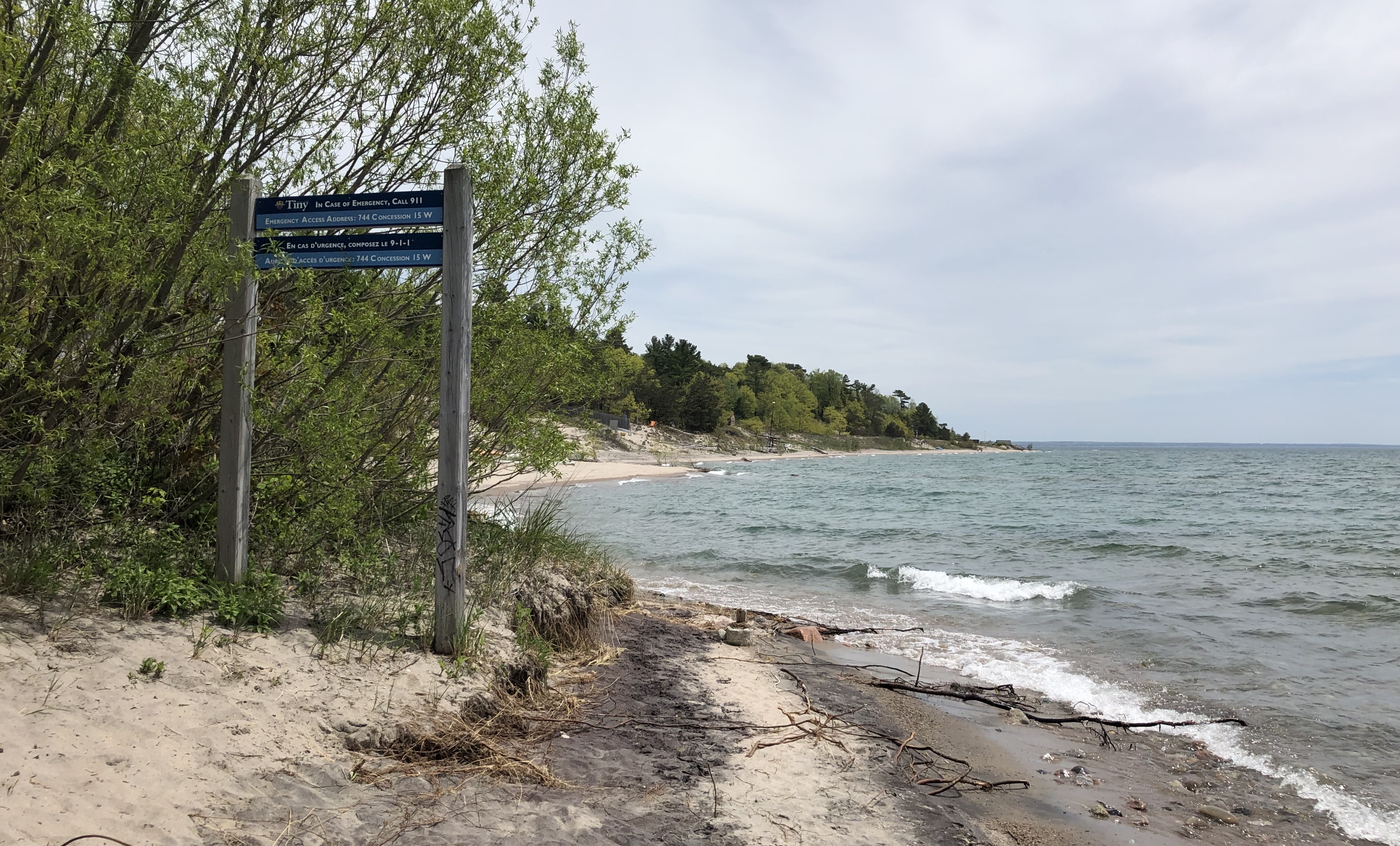 Georgian Bay water levels to keep rising: report - My