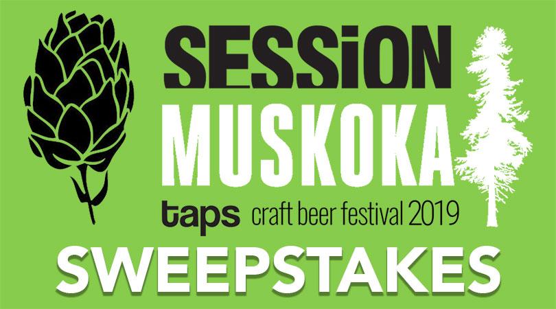 Session Muskoka Sweepstakes - My Muskoka Now
