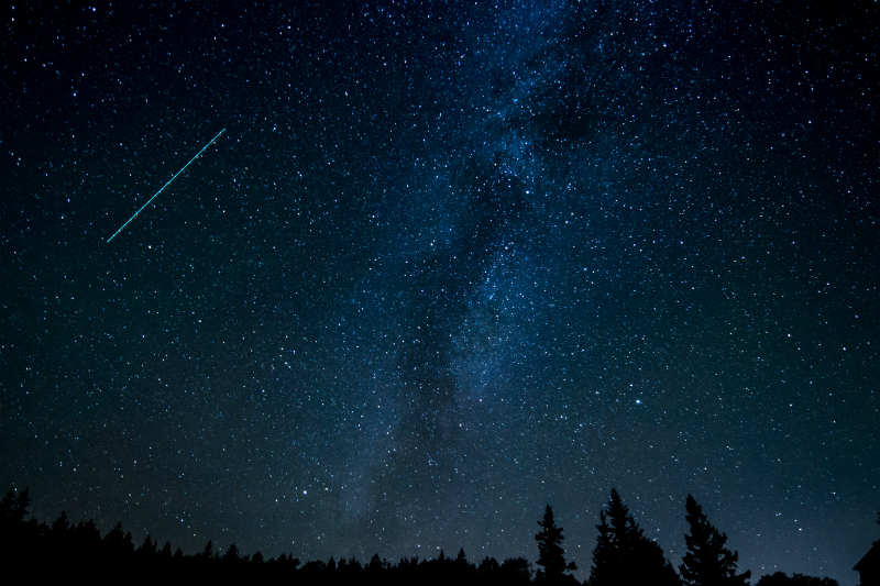 Perseid Meteor Shower is On Again Tonight!